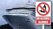 Se acabó el alcohol para los oficiales de Costa Cruceros
