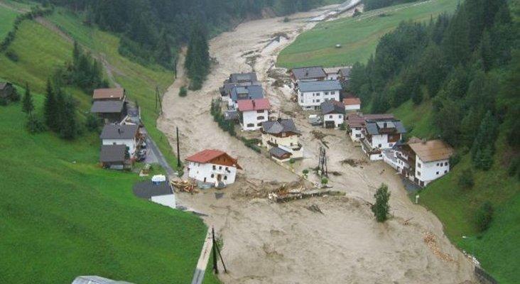 El cambio climático descontrola las inundaciones en Europa