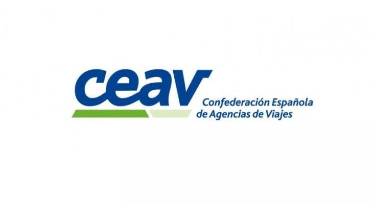 Logo de Confederación Española de Agencias de Viajes (CEAV)