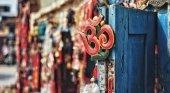 Mercado callejero Marruecos