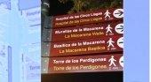 señales turísticas de Sevilla