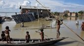 Al menos 1.200 personas han muerto en las inundaciones en la India, Bangladesh y Nepal