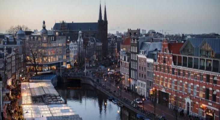 Ámsterdam, en Holanda
