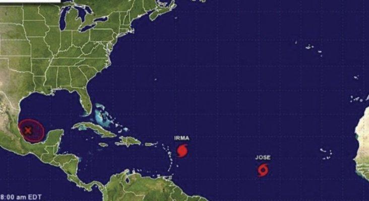 Tras Irma, se aproxima José