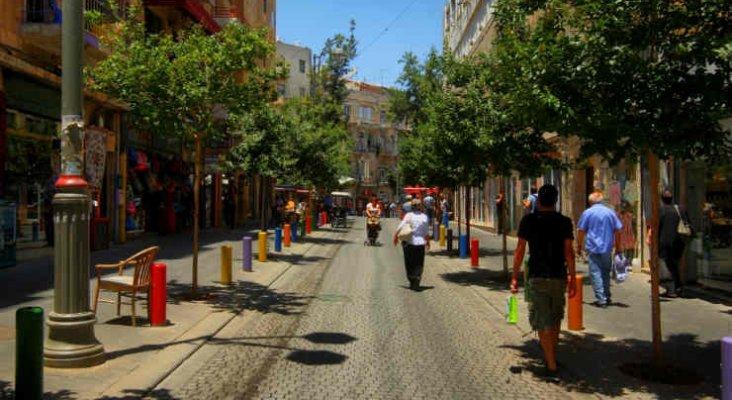 Calle de Jerusalén