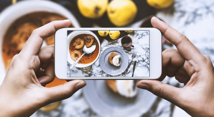 Los internautas comparten su día a día en redes sociales