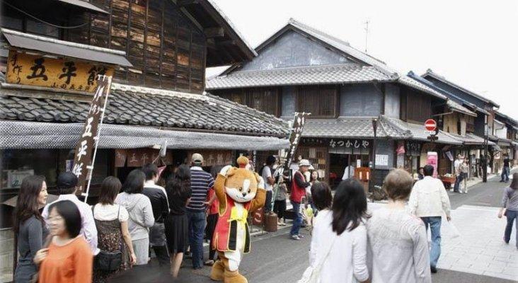 Japón quiere convertir sus edificios históricos en hoteles