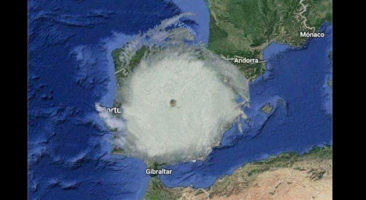 Irma en España