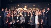 Algunos de los galardonados con los World Travel Awards Latinoamérica