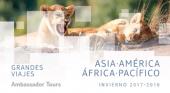 TUI Spain publica por primera vez un catálogo sobre Grandes Viajes de Invierno