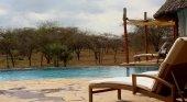 Spa de lujo en África
