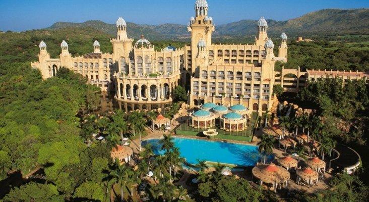 Hotel Sun City en Sudáfrica