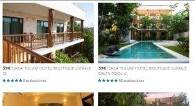 Hotel Boutique Tulum en Airbnb