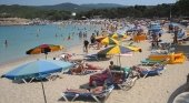 Turistas en Baleares