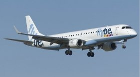 Avión de Flybe