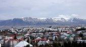 Reykjavík, capital de Islandia