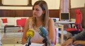 La primera teniente de alcalde y concejala de Turismo, Sandra Gómez