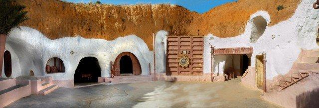Túnez da a los viajeros la oportunidad de ser un protagonista más de 'Star Wars'