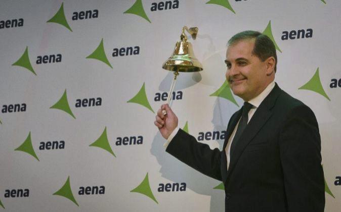 Ponen bajo sospecha la salida a Bolsa de Aena