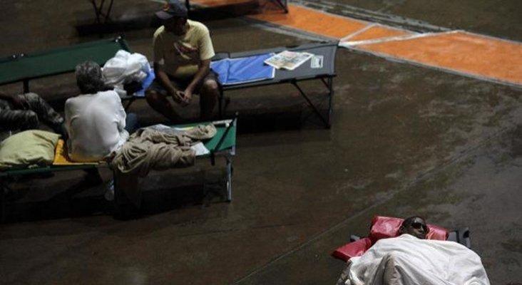 María provoca la evacuación de 70.000 personas en Puerto Rico