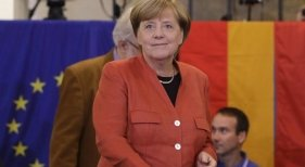 Angela Merkel se hace con la victoria ante la irrupción de la extrema derecha
