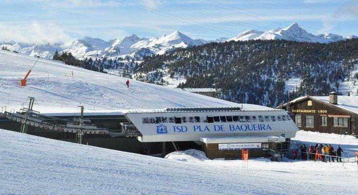 Estación de esqui de Baqueira Beret
