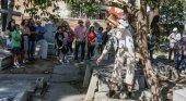 Visita dramatizada al Cementerio Británico de Madrid