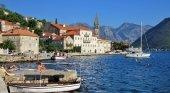 Montenegro en los Balcanes