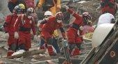 Tareas de rescate en Ciudad de México en el último terremoto