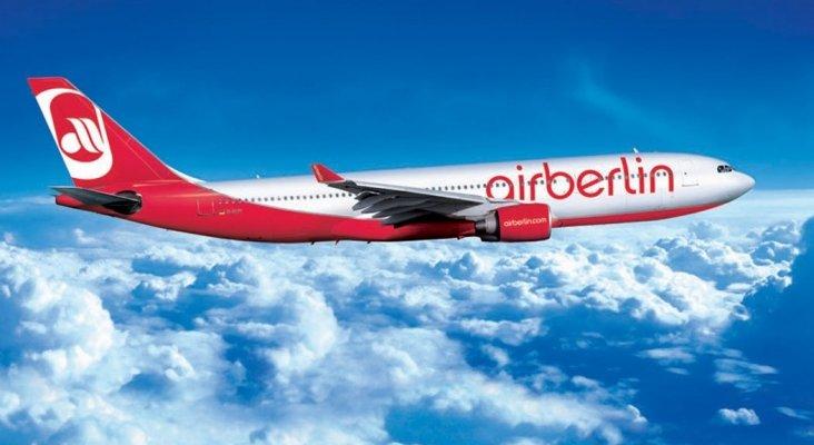 """La quiebra de Air Berlin, lleva """"el seguro de insolvencia"""" al congreso de DRV"""