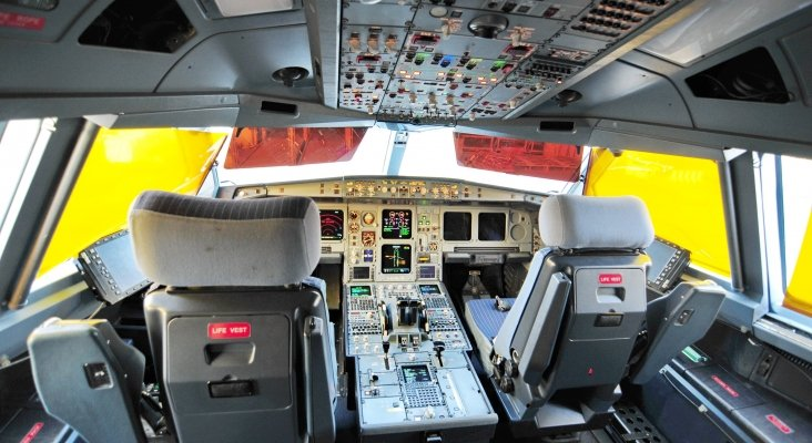Cabina Airbus A330